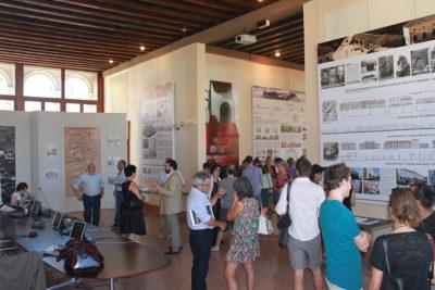 Esperienze Unesco di Michela de Faveri Albanian Pavillon