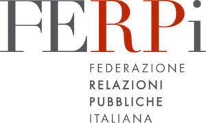 Logo Ferpi relazioni pubbliche