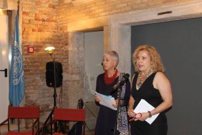 Esperienze Unesco di Michela de Faveri Ottavia Piccolo